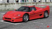 FM4 Ferrari F50