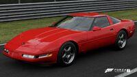 FM7 Chevy Corvette 95 Front