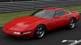 Chevrolet Corvette ZR-1 in Forza Motorsport 7