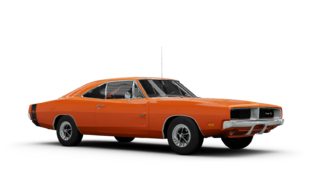 Dodge Charger R/T in Forza Motorsport 7