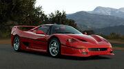 FH2 Ferrari F50