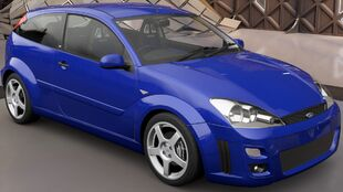 2003 Ford Focus RS in Forza Horizon 3