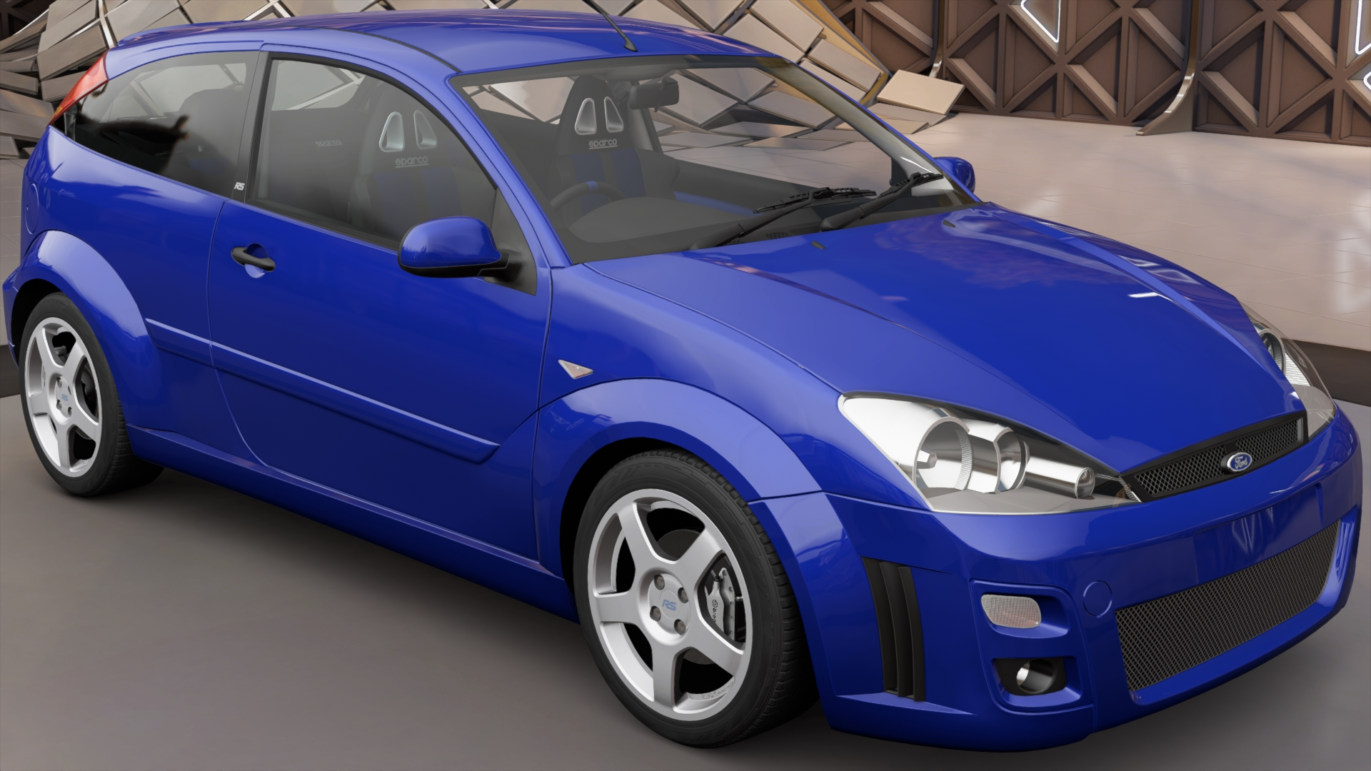 ford focus rs 2003 forza motorsport wiki fandom. Black Bedroom Furniture Sets. Home Design Ideas