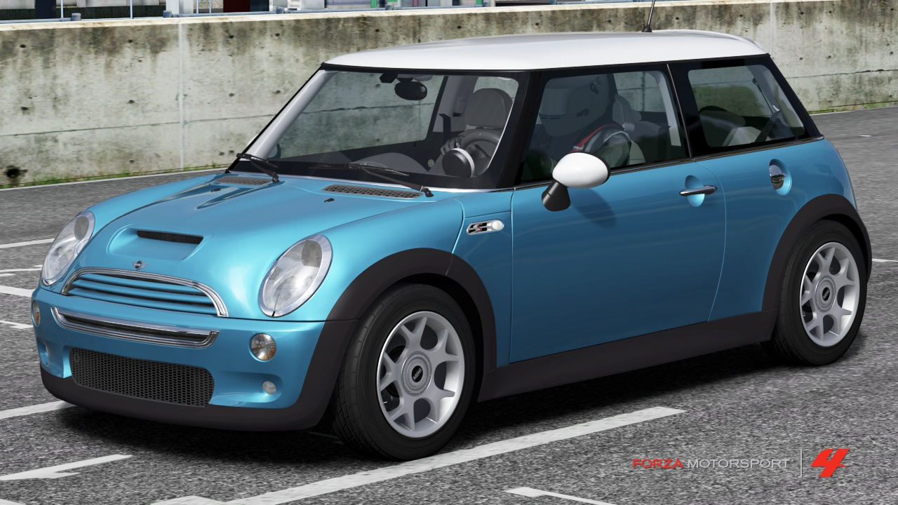 mini cooper s 2003 forza motorsport wiki fandom. Black Bedroom Furniture Sets. Home Design Ideas