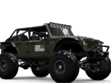 Jeep Wrangler Unlimited DeBerti Design