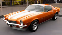 FH3 Chevrolet CamaroZ28-1970