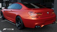 FM7 BMW M6 13 Rear