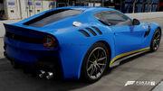 FM7 Ferrari F12tdf Rear