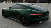 FM7 Jaguar F-Type FF Rear