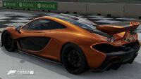 FM7 McLaren P1 Rear