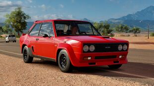 1980 Abarth 131 in Forza Horizon 3