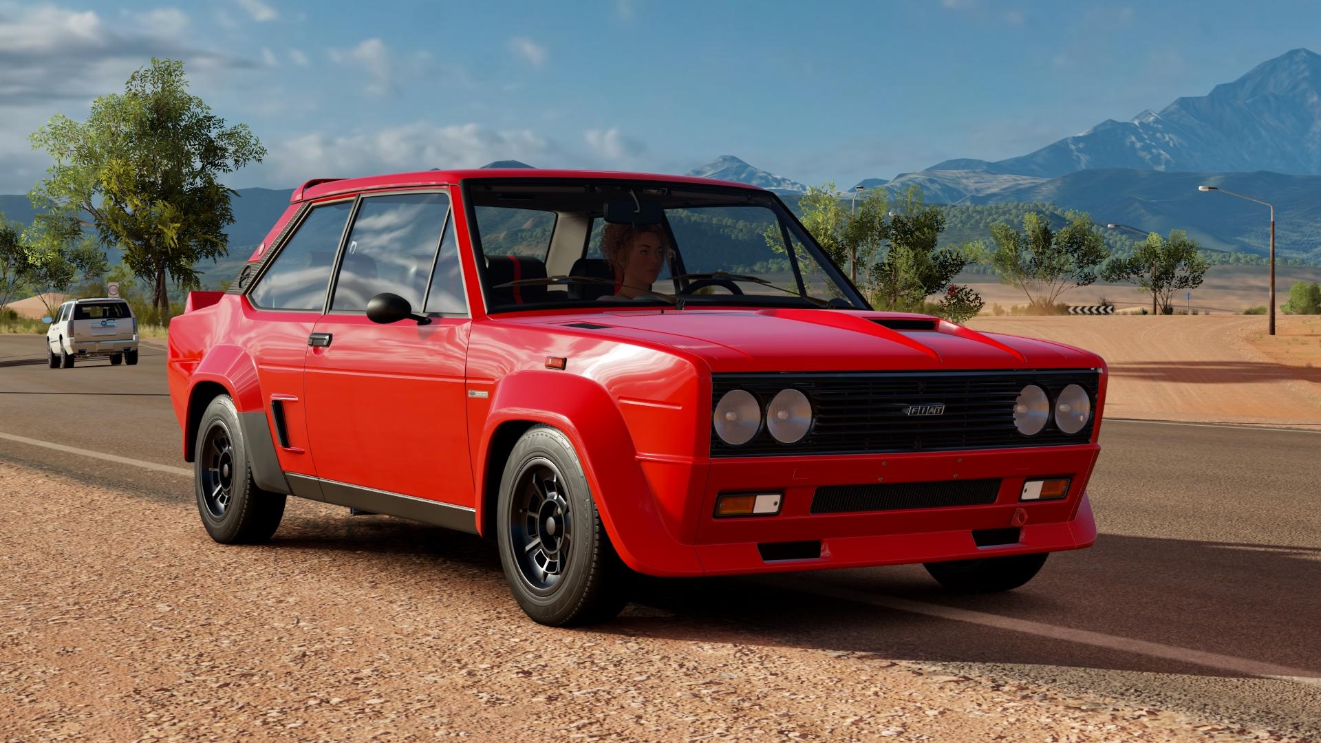 Rally Legends – Fiat 131 Abarth Stradale – DirtFish