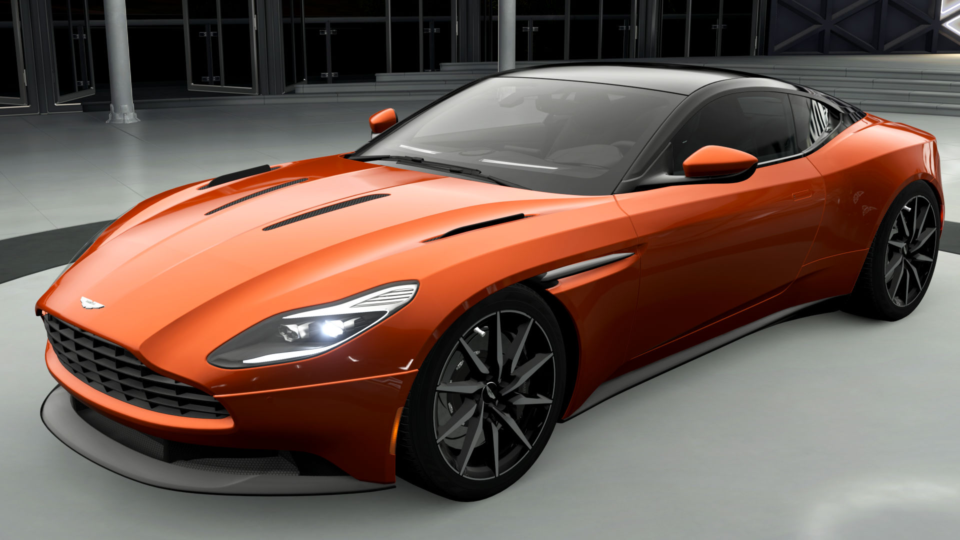 image - fh3 aston db11 17 front | forza motorsport wiki