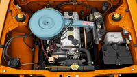 FH3 Toyota Corolla SR5 Engine
