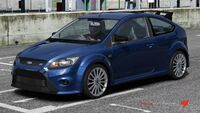 FM4 Ford Focus RS