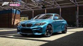 FH3 BMW M2 16 Official