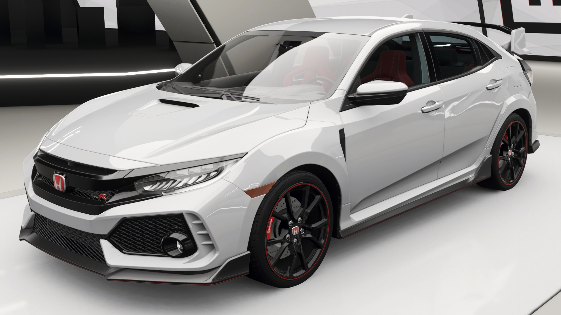 honda civic type r 2018 forza motorsport wiki fandom. Black Bedroom Furniture Sets. Home Design Ideas