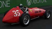 FM7 Ferrari 375 Rear