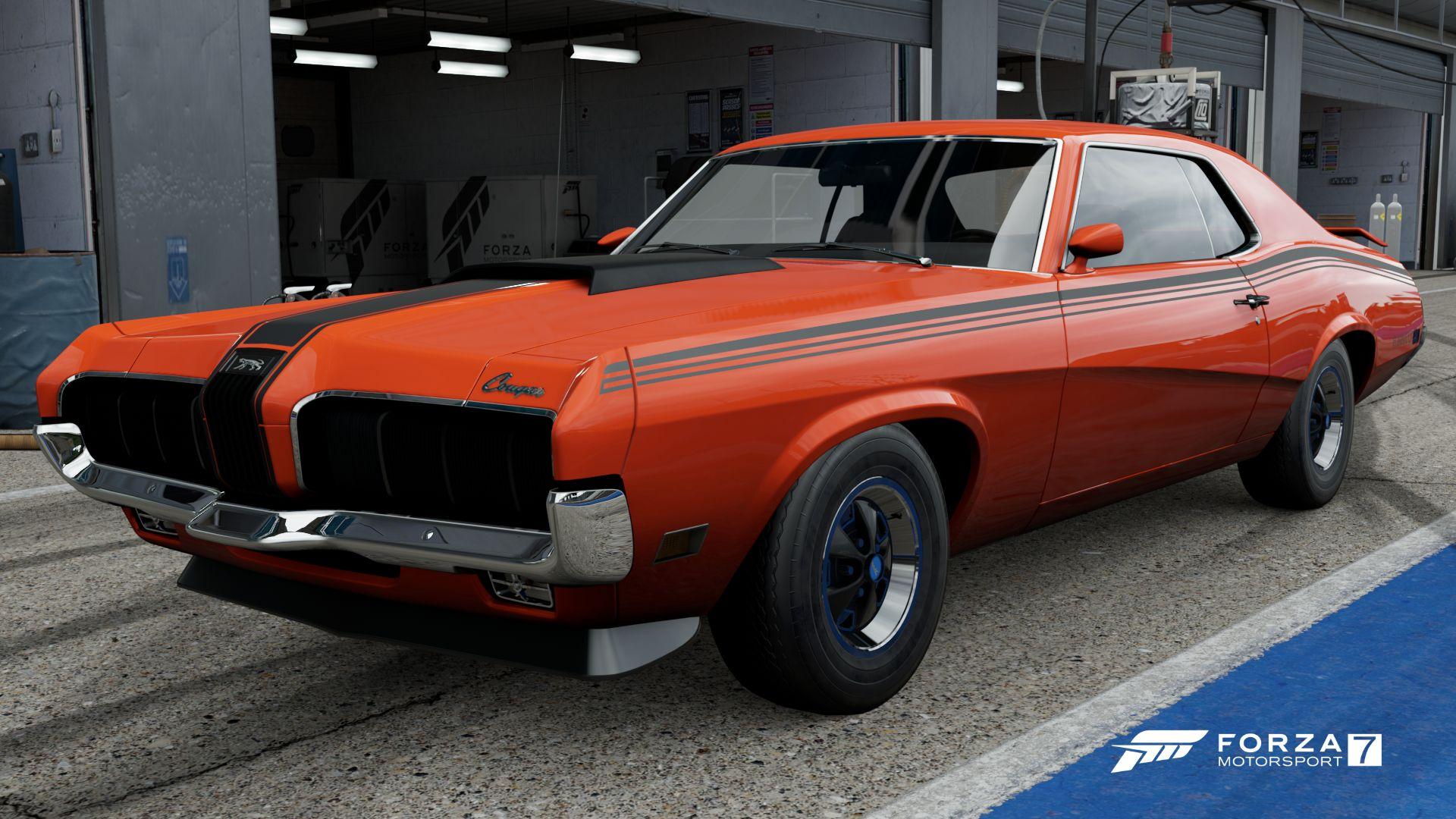 Mercury Cougar Eliminator | Forza Motorsport Wiki | FANDOM powered ...