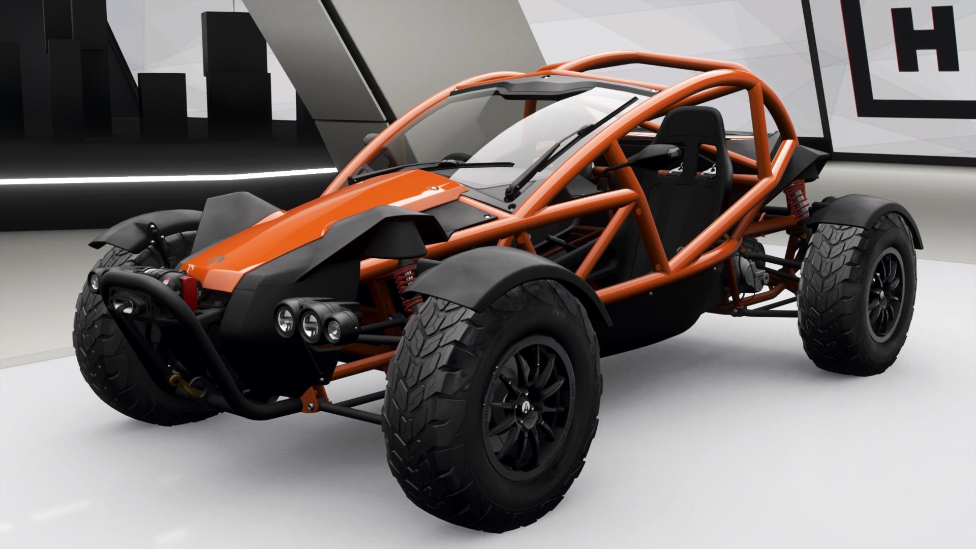 Ariel Nomad | Forza Motorsport Wiki | FANDOM powered by Wikia