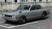 FM4 Nissan Skyline-2000GTR