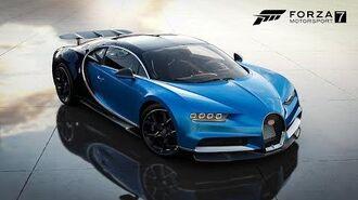 Forza Motorsport 7 Dell Gaming Car Pack - Bugatti Chiron