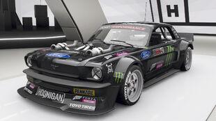 Hoonigan Mustang Hoonicorn V2