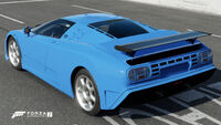 FM7 Bugatti EB110 Rear