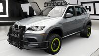 FH4 BMW X5 Upgrade Front