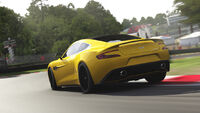 FM6 Aston Martin Vanquish