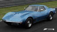 FM7 Chevy Corvette 70 Front