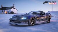 FH4 FD Dodge 43 Viper Official2