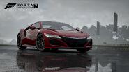FM7 Acura NSX