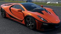 FM7 GTA Spano Front