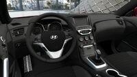 FH3 Hyundai Genesis Interior