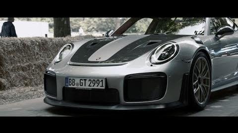 FM7 Porsche Promo