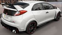 FH3 Honda Civic TypeR 2016 Rear