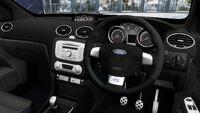 FH3 Ford Focus 09 Interior