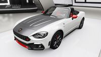 FH4 Fiat Spider 124 Front