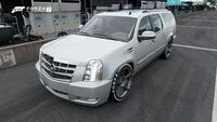 FM7 Caddy Escalade ESV FE Front