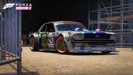 FH3 Hoonigan Ford Mustang Promo