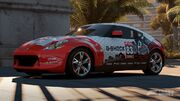 FH2 Nissan 370Z GShock