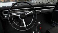 FH3 Dodge Dart Hemi Interior