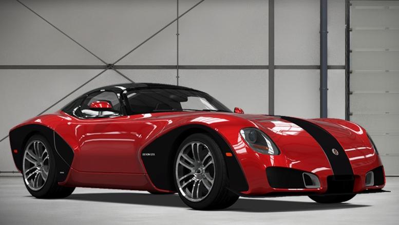 Devon Gtx Forza Motorsport Wiki Fandom Powered By Wikia