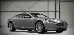 Aston Martin Rapide in Forza Motorsport 4