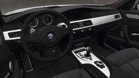 FH4 BMW M5 09 Interior