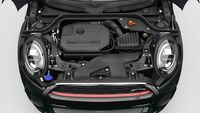 FH4 MINI JCW Convertible Engine