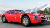 FM6 Alfa Romeo Giulia TZ2