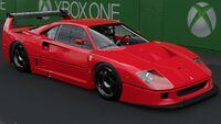 FM7 Ferrari F40 C Front