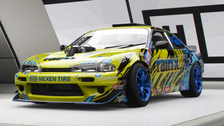 Formula Drift 118 Nissan 240SX | Forza Motorsport Wiki